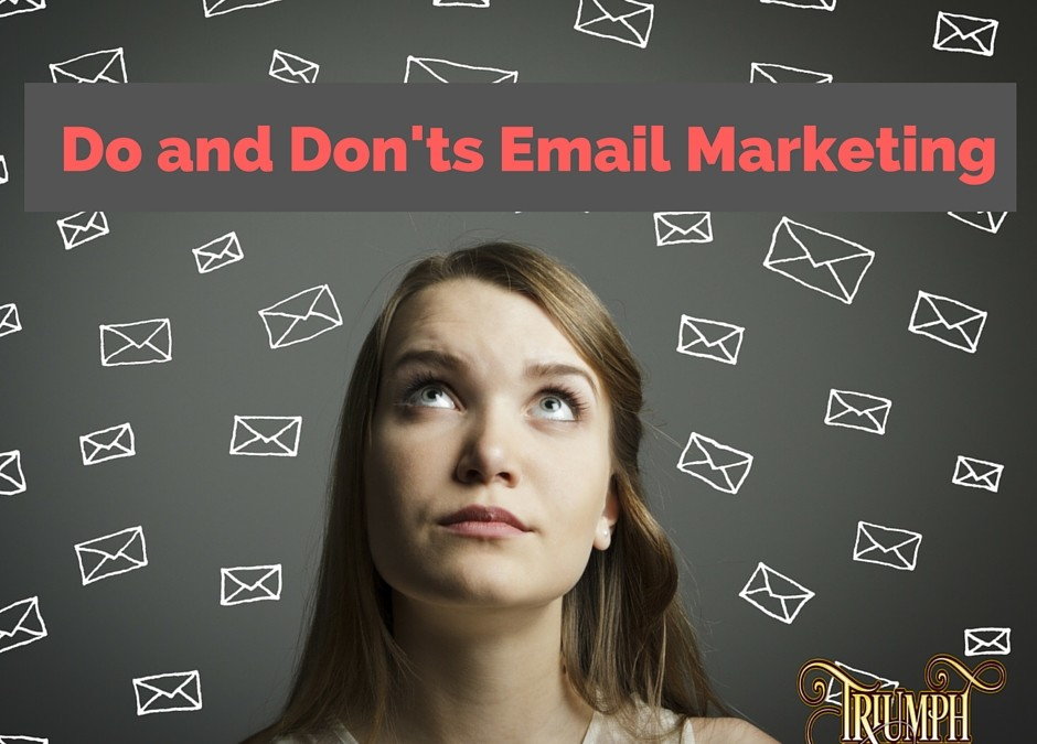 Do and Don'ts Email Marketing