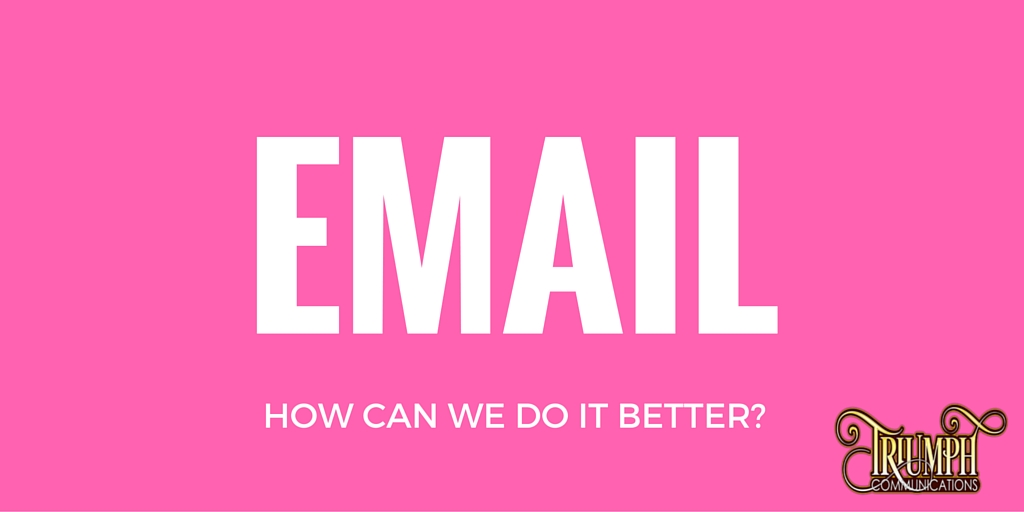 How Can We Do Email Marketing Better?